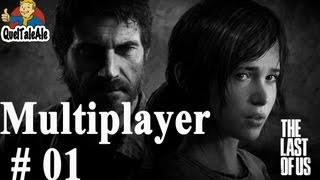 The Last of Us - Gameplay ITA - Multiplayer Online - #1 Una prima occhiata