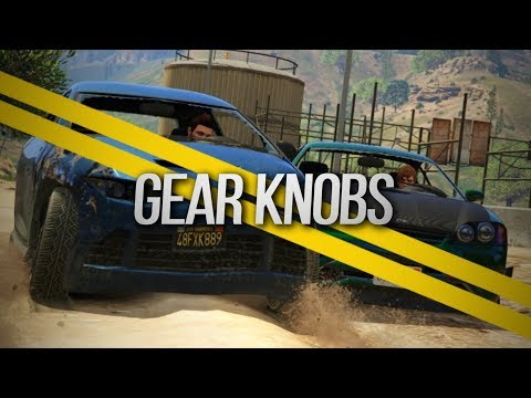 GTA 5 Gear Knobs | Compact Car Challenge