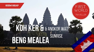 Download Off the Beaten Track Siem Reap, Cambodia - Koh Ker, Beng Melaea, Ta Prohm (+ Angkor Wat Trip) Mp3
