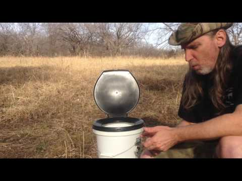 """An often overlooked outdoor item, """"the outdoor toilet"""""""