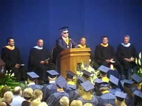 Norwell High School Graduation 2011 - Robert Connett's Speech
