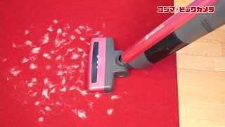 【コジマ】CCP スティック掃除機 CT AC51 動画で紹介