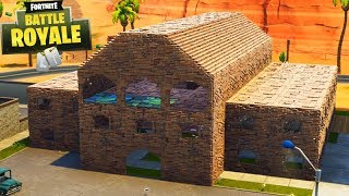 FORTNITE - A MAIOR CASA DO FORTNITE!!! (FORTNITE Playground)