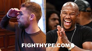 MAYWEATHER PRAISES BILLY JOE SAUNDERS; SAYS HE GIVES CANELO, GOLOVKIN PROBLEMS: