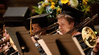 2019 Commencement: Eastman School of Music Ceremony Highlights
