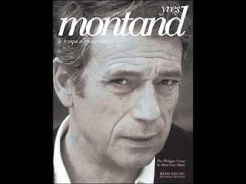 Yves Montand - Trois petites notes de musique