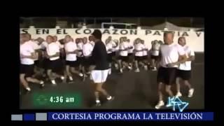 Entrenamiento del Grupo de Intervención y Rescate de la Policía Nacional del Ecuador