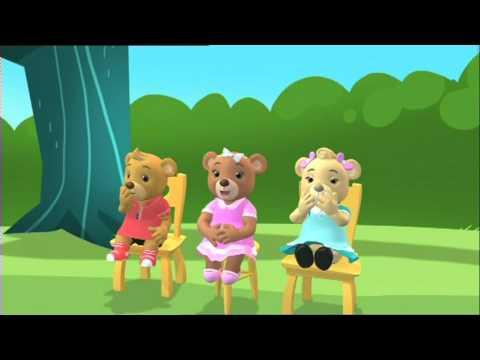 Bananas In Pyjamas | Teddies Clip (from 2 May at 8am and 1.30pm; ABC2)