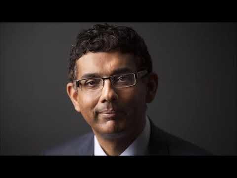 Dinesh D'Souza on Migrant Caravan, Midterm Elections