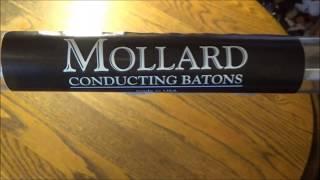 Conducting Myself In A Good Manner - Mollard 14 Inch Conducting Baton