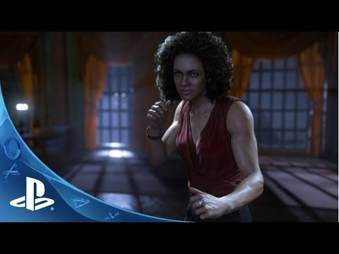 """UNCHARTED 4: A Thief's End """"Nadine Ross"""" Trailer"""