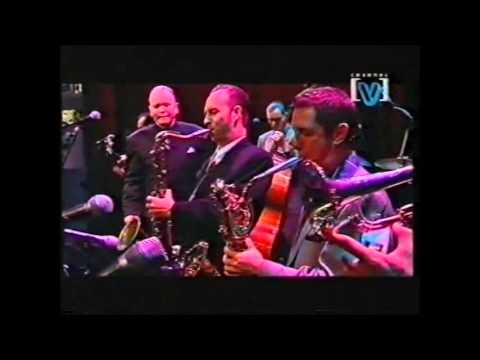 Hey Pachuco - Royal Crown Revue (Live, 2000)