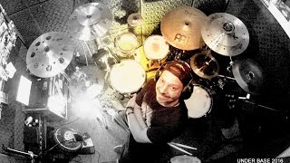 "Under Base - ""Lykke Li"" - ""I Follow Rivers"" - Drum Cover - João Calmon"