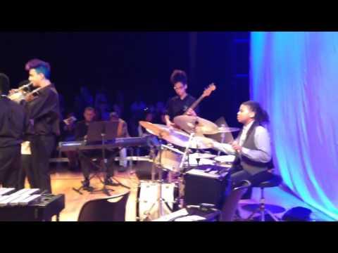 Ashton Jones Soloing Chiarts Jazz Performance