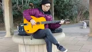 ベンチャーズのキャラバンをギター演奏しました。