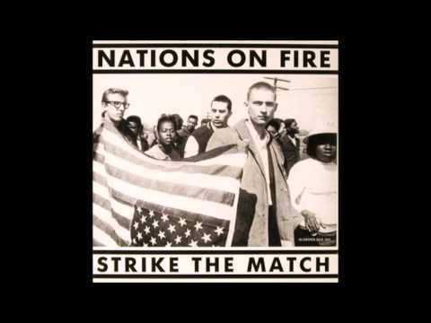NATIONS ON FIRE -  Strike the match