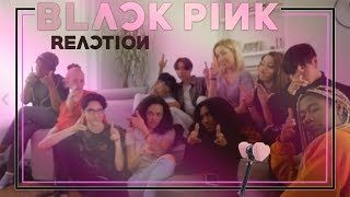 [REACTION VIDEO] BLACKPINK  - 'DDU-DU DDU-DU' (뚜두뚜두) M/V by RISIN'CREW from France
