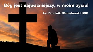 ks. Dominik Chmielewski - Konferencja Maryjna