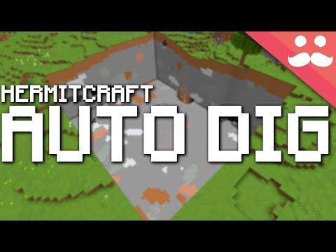 Hermitcraft 6: LIVE AUTO DIGGERS!