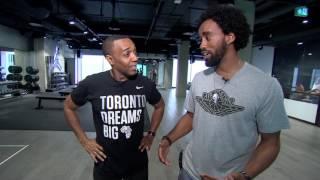 Sneak peek tour of Toronto's Nike Air Jordan store