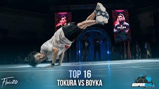 Tokura v Boyka - Top 16 | Super Ball 2019