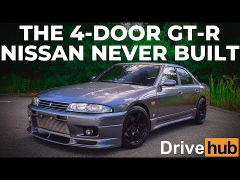 Imported Nissan Skyline Review *RB26 GT-R