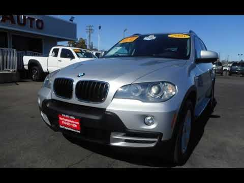 2008 BMW X5 3.0si * 3rd Seats * Navi * RR DVD * Sports Pkg * for sale in SACRAMENTO, CA