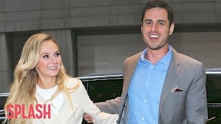 Ben Higgins Talks About Split from Lauren Bushnell | Splash News TV