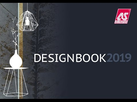 Designbook 2019 Wallpaper Trends Youtube