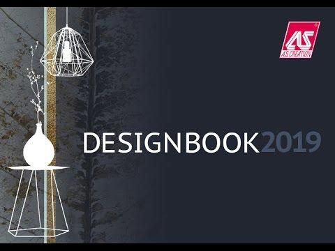 DESIGNBOOK 2019 - Wallpaper Trends - YouTube