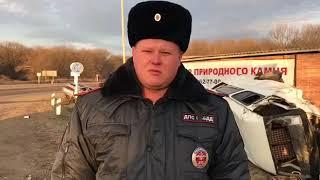 В ДТП в Георгиевском округе погиб водитель ГАЗели