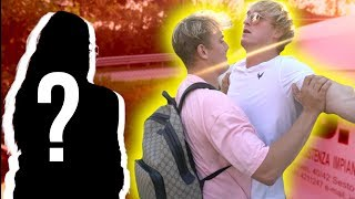 I KISSED JAKE PAUL'S EX-GIRLFRIEND!