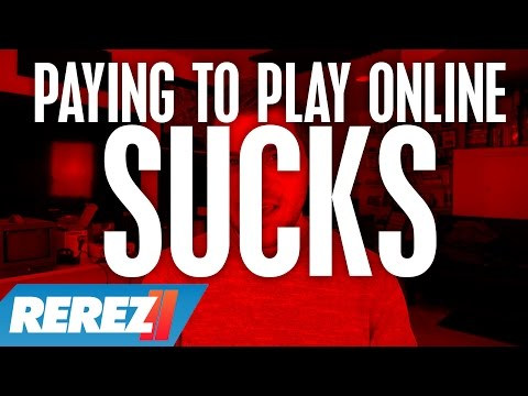 Paying to Play Games Online is Wrong - Rerez Talks