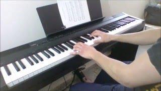 Alone in the ring piano cover | Bill Conti Rocky I OST