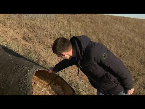Кража канализационных труб в Волгоградской области грозит экологической катастрофой.