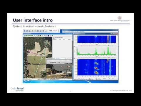 FOSA webinar: Tales from the Front Line of Fiber Optic Sensing - OptaSense