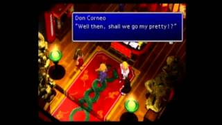Final Fantasy VII Yuffie Date Guide #04, Wall Market: Don Corneo Chooses Tifa