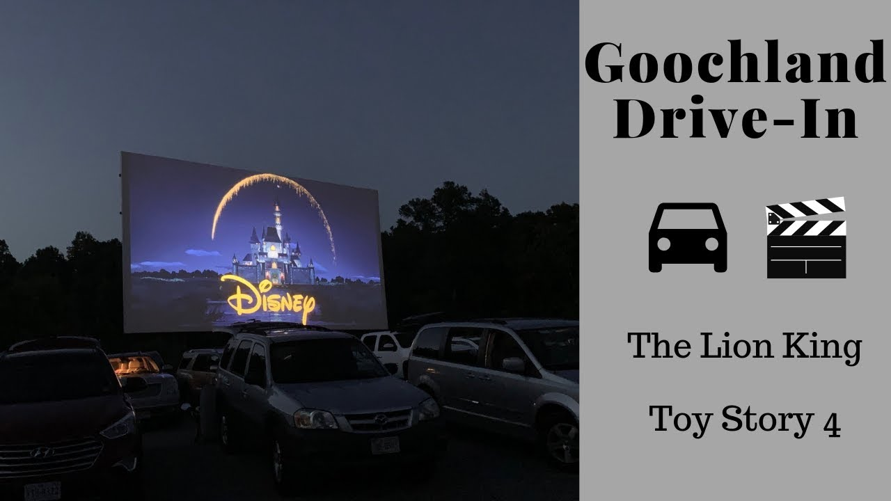 Goochland Drive In Date Night The Lion King And Toy Story 4 Youtube Its southern border is formed by the james river. youtube