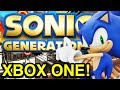 Sonic Generations on Xbox One - Sonic Discussion - NewSuperChris