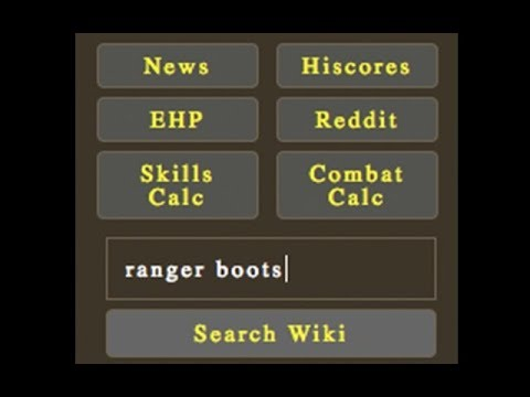 AIO Old School RuneScape Resources Manager Chrome Extension