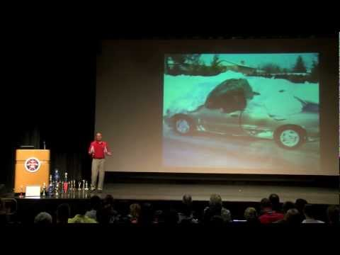 """Fresno State Talks: Wade Gilbert, Ph.D. """"To Infinity... and Beyond"""""""