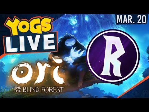 Ori & The Blind Forest w/ Rythian! [2] - 20th March 2017