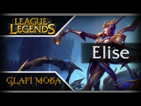 видео: Гайд Элиза Лига Легенд - guide elise league of legends - ЛоЛ Гайд Элиза