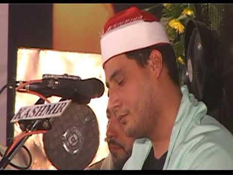 Qari Hamdi Shanab From Egypt ~ Quran Recited in Nagpur India ~ Rare Video فيديو نادر