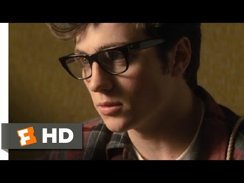 Nowhere Boy (6/10) Movie CLIP - Buddy Holly Look (2009) HD