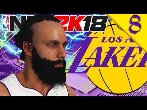 SHOULD I LEAVE THE LA LAKERS? NBA 2K18: MY CAREER SEASON 1 #8