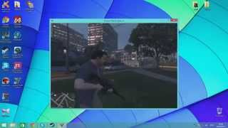 Вся правда о GTA 5 Играем 800x600 на минимальных настройках