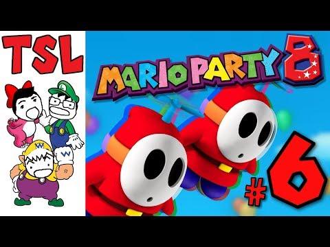 Mario Party 8 - Ep. 6 - Karaoke Night