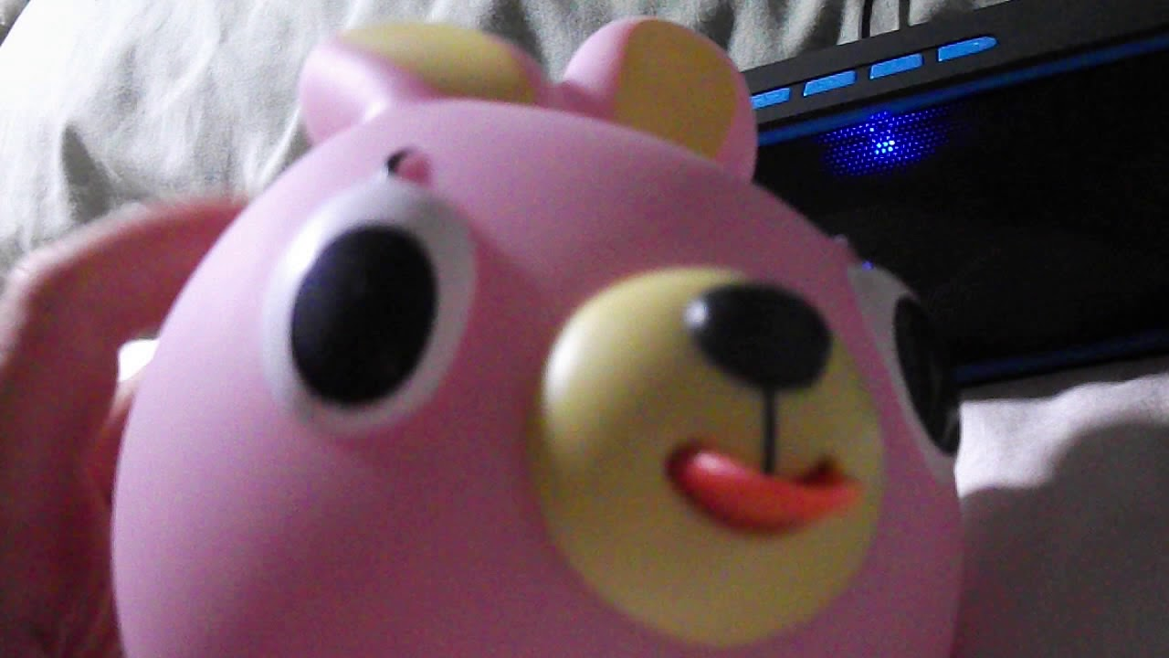 Pink Dog Toy Sings Bank Account - YouTube - photo#6