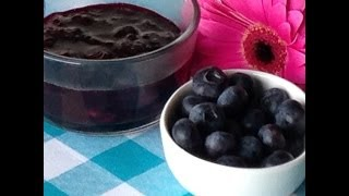 Easy Blueberry Sauce Recipe